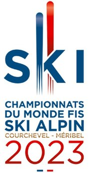 Championnats du Monde 2023 Courchevel Méribel
