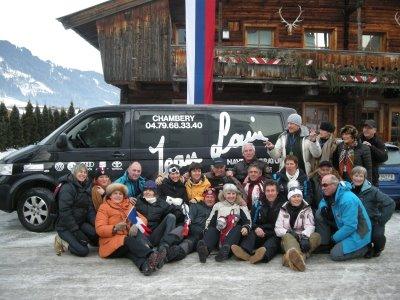 Voyage à Kitzbühel