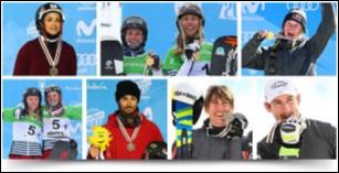 Les Mondiaux de Ski Freestyle et Snowboard